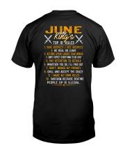 KING 10 RULE-6 Classic T-Shirt thumbnail
