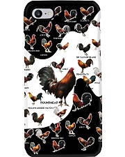 ROOSTER-PC-ALL NAME BIRD Phone Case i-phone-8-case