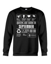 queen facts-9 Crewneck Sweatshirt thumbnail