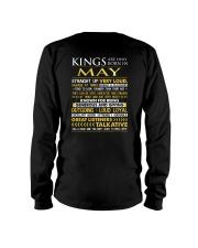 US-ROYAL-BORN-KING-5 Long Sleeve Tee thumbnail