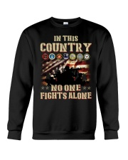IN THIS COUNTRY Crewneck Sweatshirt thumbnail