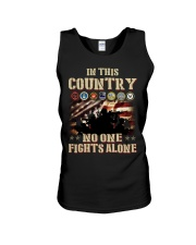 IN THIS COUNTRY Unisex Tank thumbnail