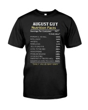 FR-GUY FACT-8 Classic T-Shirt thumbnail