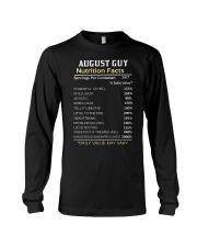 FR-GUY FACT-8 Long Sleeve Tee thumbnail