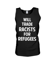 WILL TRADE Unisex Tank thumbnail