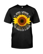 sunshine girl-4 Classic T-Shirt thumbnail