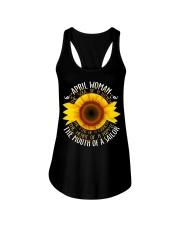 sunshine girl-4 Ladies Flowy Tank thumbnail