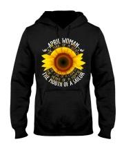 sunshine girl-4 Hooded Sweatshirt front