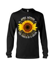 sunshine girl-4 Long Sleeve Tee thumbnail