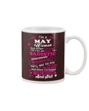 JUST A WOMAN LOVE CATS Mug thumbnail