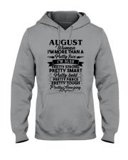 WW-PRETTY WOMAN-8 Hooded Sweatshirt thumbnail