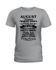 WW-PRETTY WOMAN-8 Ladies T-Shirt thumbnail