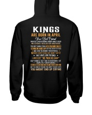 KINGS-US-4 Hooded Sweatshirt thumbnail
