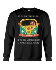 SEEK-BE YOURSELF Crewneck Sweatshirt thumbnail