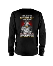 AF-MONTH GUY-11 Long Sleeve Tee thumbnail
