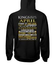 US-ROYAL-KING-4 Hooded Sweatshirt back