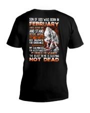 SON OF GOD - US - 2 V-Neck T-Shirt thumbnail