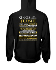 US-TTRUE-KING-6 Hooded Sweatshirt back