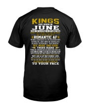 KING BORN IN-JUNE Classic T-Shirt tile