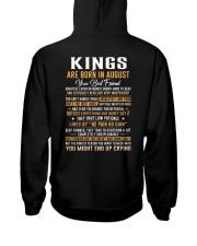 KINGS-US-8 Hooded Sweatshirt thumbnail