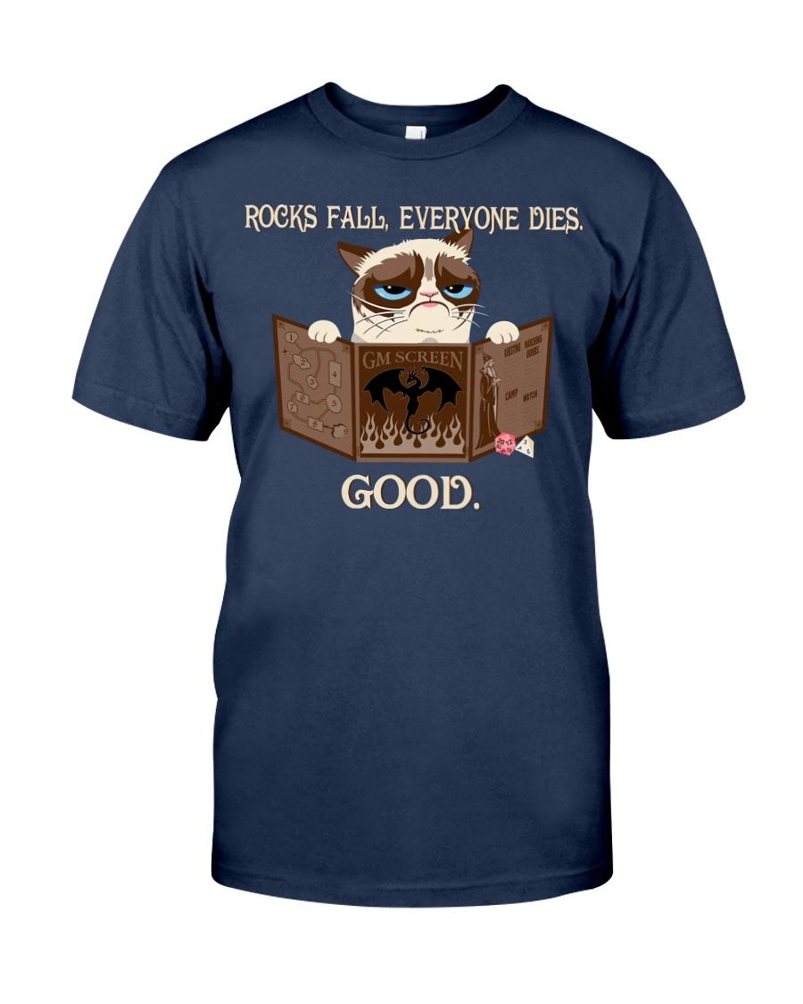 EVERYONE DIES - GOOD Classic T-Shirt
