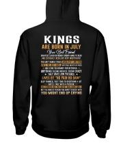 US-KINGS-7 Hooded Sweatshirt thumbnail