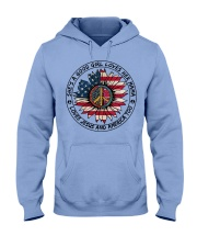 MERICA-GOOD GIRL Hooded Sweatshirt thumbnail