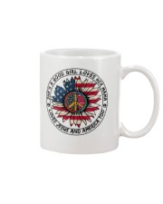 MERICA-GOOD GIRL Mug tile