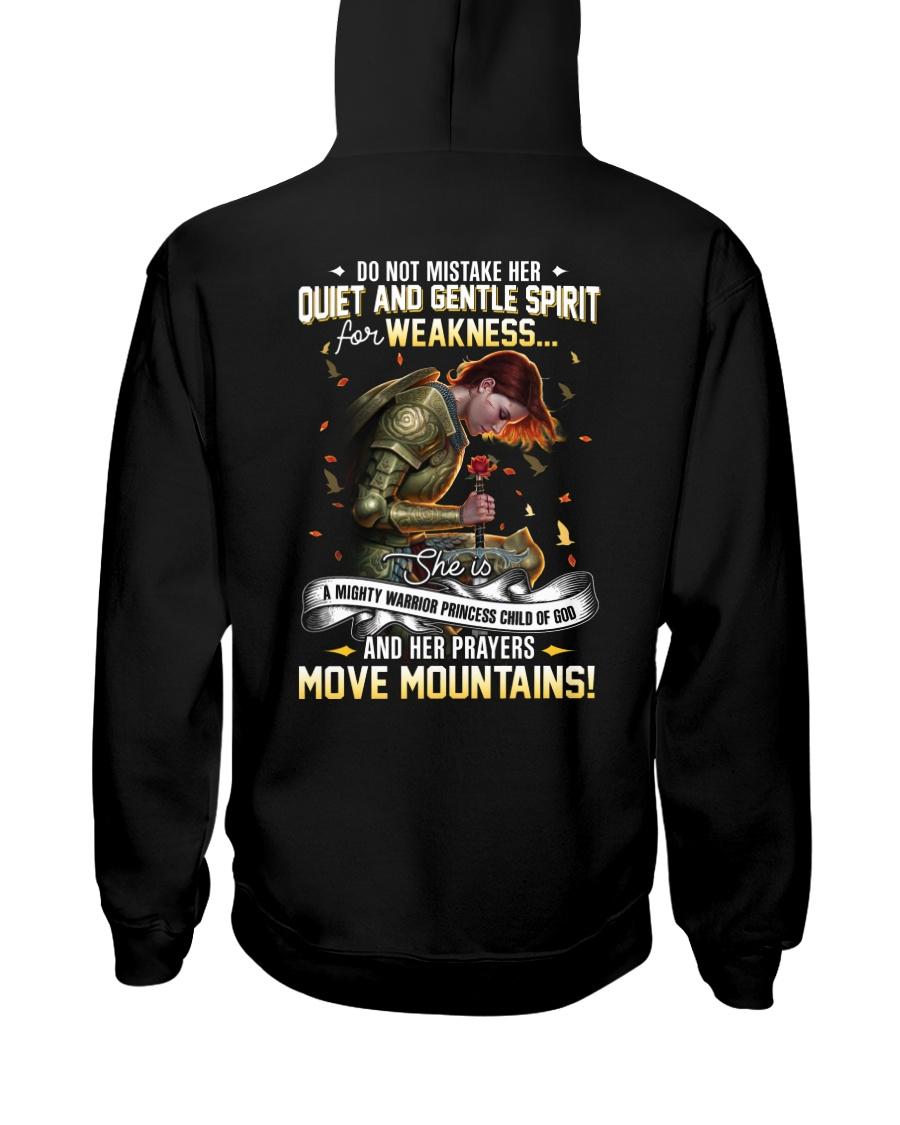DON'T MISTAKE Hooded Sweatshirt