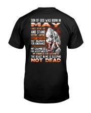 SON OF GOD - US - 5 Classic T-Shirt thumbnail