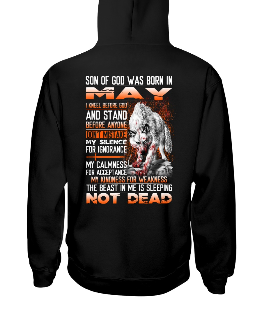 SON OF GOD - US - 5 Hooded Sweatshirt