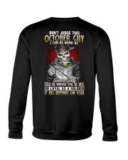 AF-MONTH GUY-10 Crewneck Sweatshirt thumbnail
