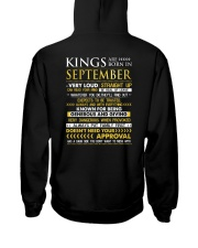 TRUE-KING-9 Hooded Sweatshirt back