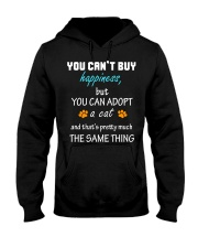 ADOPT A CAT  Hooded Sweatshirt front