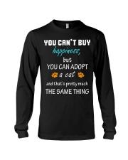 ADOPT A CAT  Long Sleeve Tee thumbnail