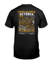 LEGENDS BORN-GUY-10 Classic T-Shirt thumbnail