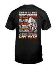 SON OF GOD - US - 9 Classic T-Shirt thumbnail