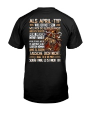 KNOWGUY - MONTH - GERMAN -4 Classic T-Shirt thumbnail