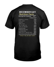 US-GUY FACT-12 Classic T-Shirt thumbnail