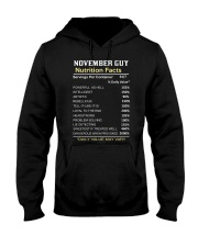 FR-GUY FACT-11 Hooded Sweatshirt front
