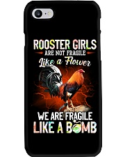 ROOSTER-GIRL Phone Case thumbnail