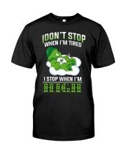 I DON'T STOP Classic T-Shirt thumbnail