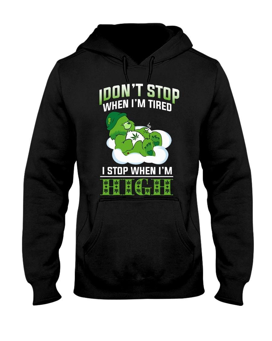 I DON'T STOP Hooded Sweatshirt