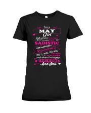 MAD GIRL-5 Premium Fit Ladies Tee thumbnail