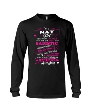 MAD GIRL-5 Long Sleeve Tee thumbnail