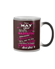 MAD GIRL-5 Color Changing Mug thumbnail