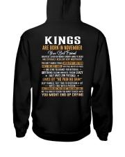 US-KINGS-11 Hooded Sweatshirt thumbnail