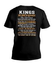 US-KINGS-11 V-Neck T-Shirt thumbnail