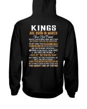 US-KINGS-3 Hooded Sweatshirt thumbnail