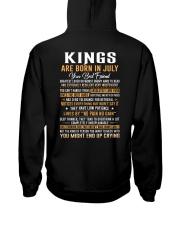 KINGS-US-7 Hooded Sweatshirt thumbnail